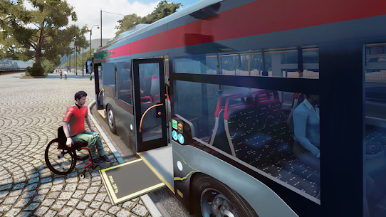 Public Coach Bus Driving Sim : New Bus Games 2020 5