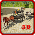Horse Cart: Racing Champions icon