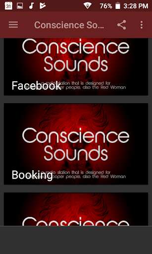 Conscience Sounds  screenshots 3