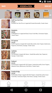 Wiseguy Pizza- screenshot thumbnail