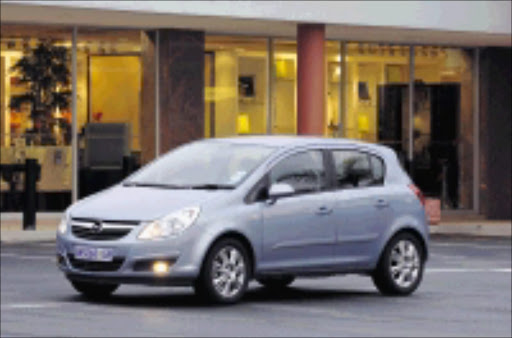 ON SPECIAL: Opel Corsa is going for a song.