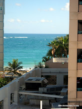 Photo: View from the Best Western of the beach