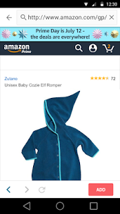 Babylist Baby Registry- screenshot thumbnail
