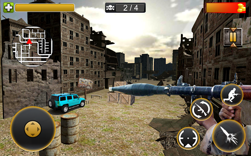 Frontline Sharpshooter Commando 3d 1.0 15