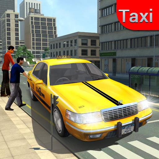 Taxi Driving Mania 3D 模擬 App LOGO-硬是要APP