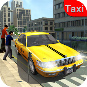 Taxi Driving Mania 3D for PC and MAC