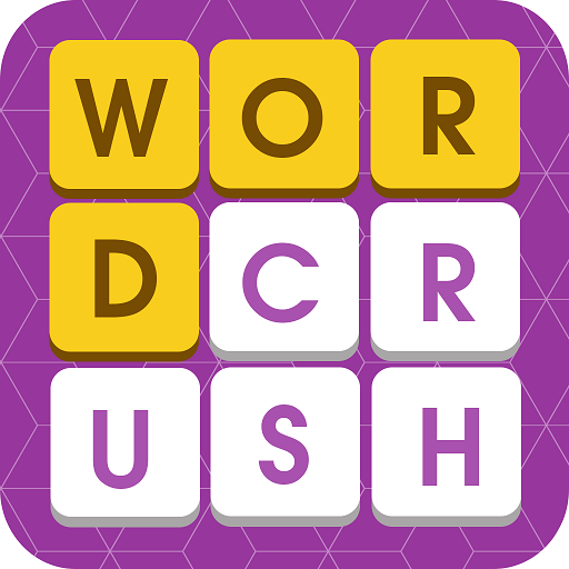 Word Crush-Brain Search Themes 拼字 App LOGO-硬是要APP