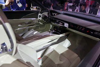 Photo: Audi's piloted driving prototype
