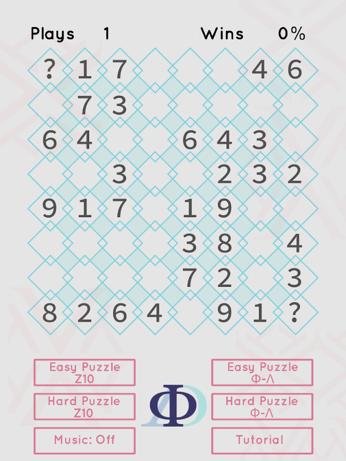 Decodoku:Puzzles- screenshot