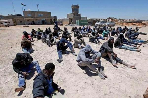 lager libici, Garian
