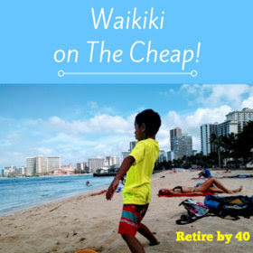 Waikiki on The Cheap! thumbnail