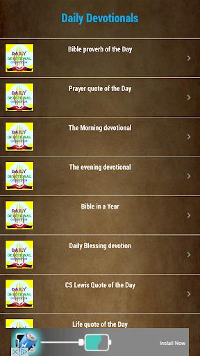 玩免費遊戲APP|下載Daily Devotional Collections app不用錢|硬是要APP