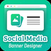 Social media banner designer