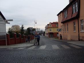 Photo: Zwiedziliśmy także ulicę Zamkową, przy której jeszcze w XVII wieku stał zamek rodziny Czarnkowskich.