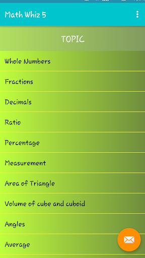 Math Whiz Primary 5 Lite