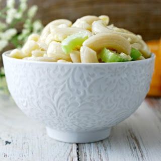 Fresh Macaroni Salad.