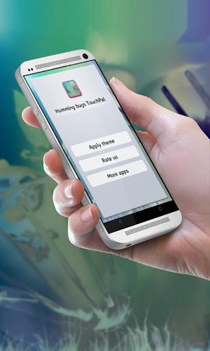 ハミングのバグ TouchPal