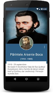 Părintele Arsenie- screenshot thumbnail