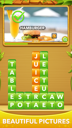 Word Heaps: Pic Puzzle - Guess words in picture screenshots apkspray 2