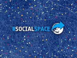 Photo: Aus  #Spacetweetup wird #SocialSpace ! Macht mit - auf allen Plattformen! Worüber wir sprechen? Hier: http://www.dlr.de/dlr/desktopdefault.aspx/tabid-10081/151_read-7707/year-all/#gallery/11756  (FW) Bild: ESA/DLR #socialmedia +SocialSpace