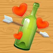 Spin the Bottle: Kiss, Chat and Flirt