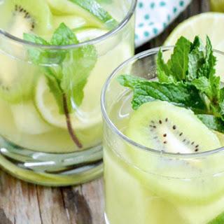 Kiwi-Melon White Sangria
