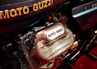Photo: Moto Guzzi