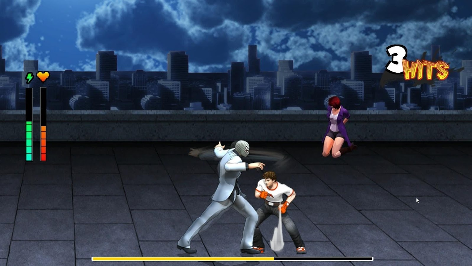 Fighters Unleashed- screenshot