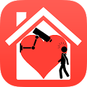 Smart Home Surveillance Picket - reuse old phones icon