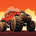 Monster Truck Race - Off The Road Driving icon