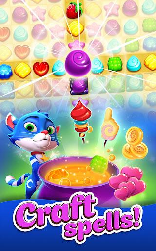 Crafty Candy – Match 3 Magic Puzzle Quest screenshot 8