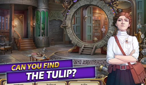 Time Crimes Case: Free Hidden Object Mystery Game 3.77 screenshots 7