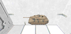 Free  Leopard 2a7+ modified