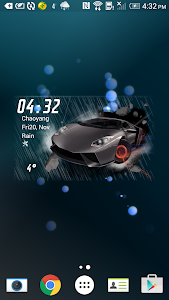 3D Widget for City Car Driving screenshot 1