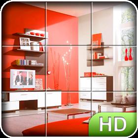 Пазл HD: Интерьер