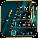 Luxury Business Keyboard Background icon
