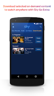 Sky Go Screenshot 6