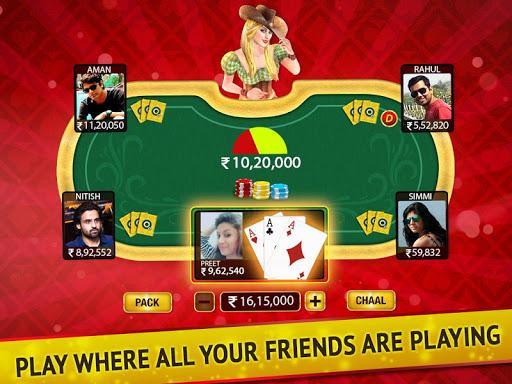 Teen Patti - Indian Poker  screenshots 2
