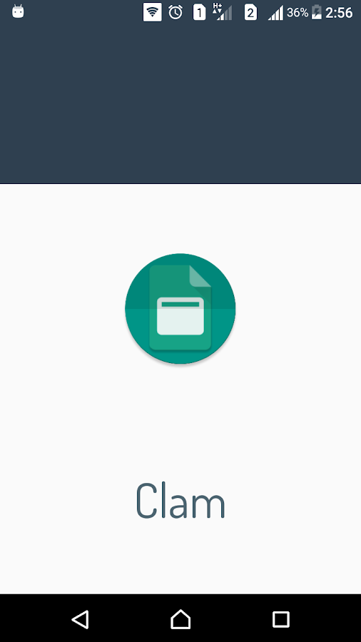 Clam: Instant PayPal to MPESA (Unreleased)- screenshot