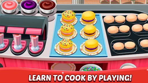 Cooking Games for Girls Food Fever & Restaurant Apk 1
