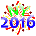 New Year Fireworks Wallpapers icon