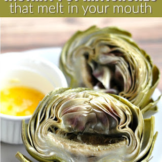 Melt in Your Mouth Instant Pot Artichokes Recipe