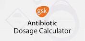 GSK Antibiotic Dose Calculator Appar (APK) gratis nedladdning för Android/PC/Windows screenshot