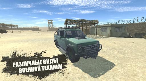RussianMilitaryTruck: Simulator apktram screenshots 1