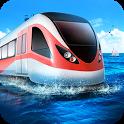 Water Train Simulator icon