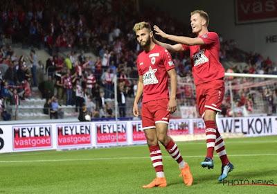 Reda Jaadi est sur le départ : Il devrait soit rejoindre Mircea Rednic soit Charleroi
