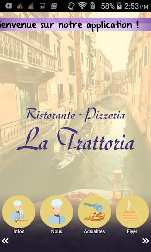Restaurant La Trattoria