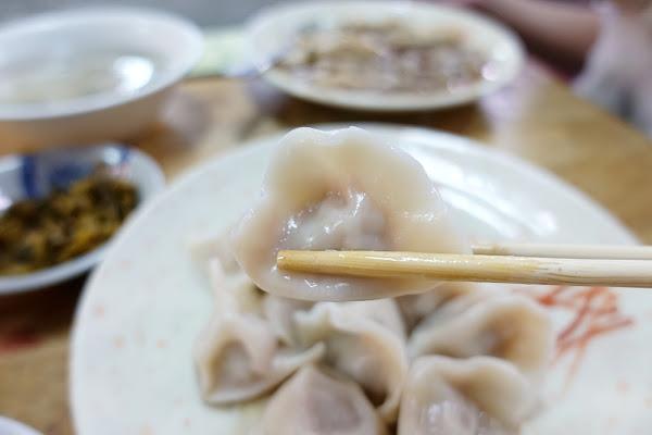 老向的店 炒疙瘩 韭黃水餃 北平路上總是人潮滿滿在排隊的人氣麵食館