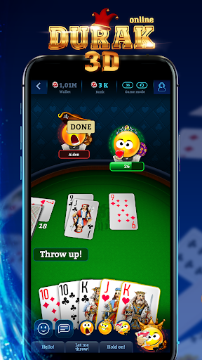 Durak Online 3D apkdemon screenshots 1