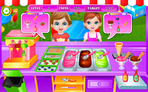 Street Food Kitchen Chef - Cooking Game - náhled